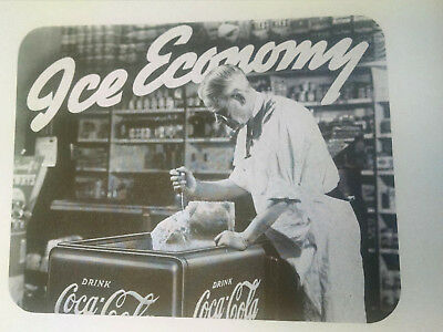 """Coca-Cola booklet-1940-COOLERS""""-Guidebook-Great old Pictures Good Condition!"""