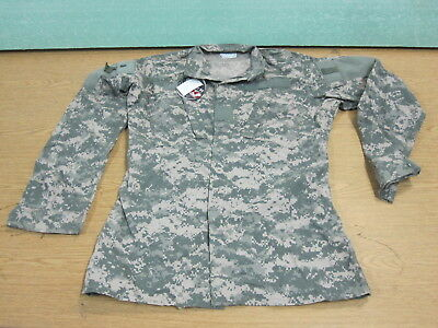 New Usgi Acu Combat Shirt Many Sizes Insect Shield / Flame Resistant
