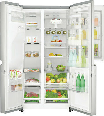 NEW LG GS-D665PL 665L Side By Side Refrigerator