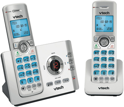 NEW VTECH CLS17551 Cordless Phone Twin Pack