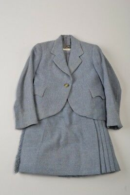 Young Childs 1950s' Heavy Tweed Kilt And Matching Jacket 412