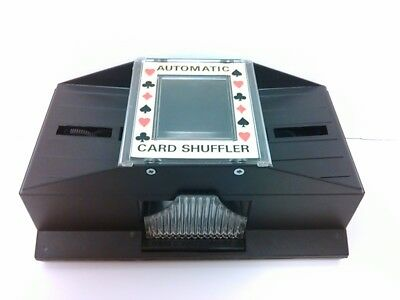 Card Shuffler~Fredale Two Deck Automatic~Works