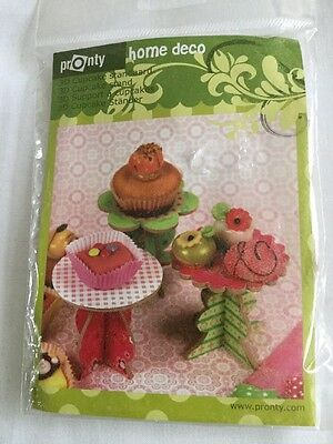 3D Cupcake Stand To Decorate