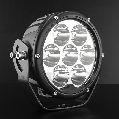 6.4 inch Round LED Driving Spot Light Single 10W CREE XM-L2