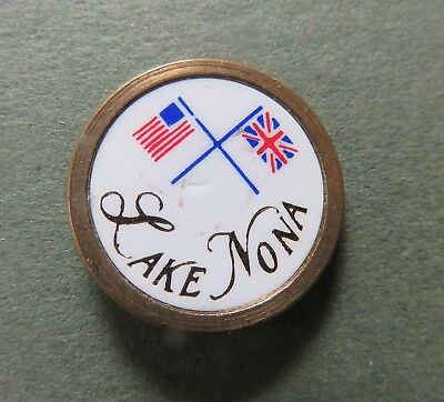 Golf Ball Marker - Lake Nona - Ryder Cup?