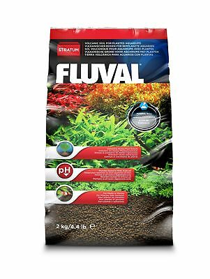 Fluval Plant and Shrimp Stratum 4.4 lb New
