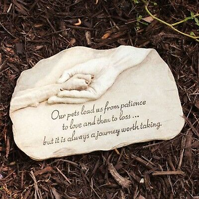 Pet Devotion Garden Stone New