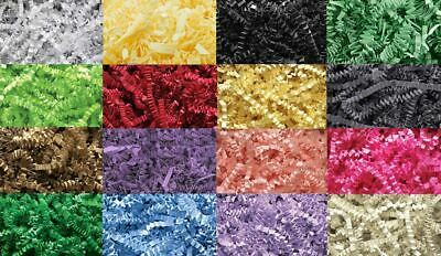Purple Crinkle Cut Paper Shred You Choose 4oz or 7oz   NEW  /_171-15