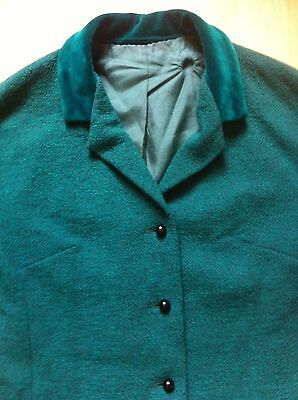 True Vintage Green Jacket Size S