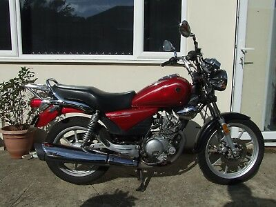 Motorcycle Moves Spares or Repair Project