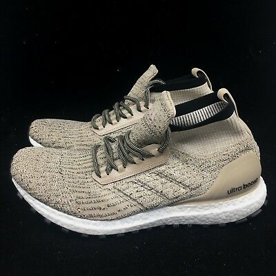 Adidas ULTRABOOST All Terrain LTD Mid Trace Khaki Clear Brown White CG3001