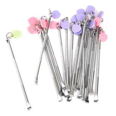 New Alloy Silver Ear Pick Wax Ear Picks Curette Removal Cleaner Remover Stick UK