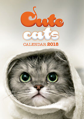 Calendrier Cute Cats 2018