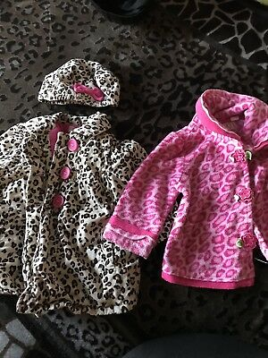 8bd3ca4dd5db TODDLER GIRLS 6 Pce Fall Winter Lot Size 18 Months GUC!! -  6.00 ...