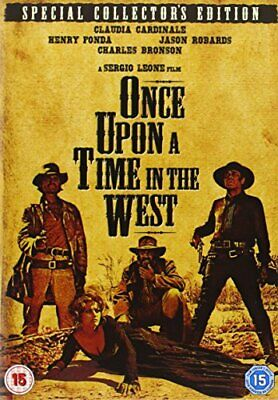Once Upon a Time in the West -- Special Collector's Edition (2 di... - DVD  SZVG
