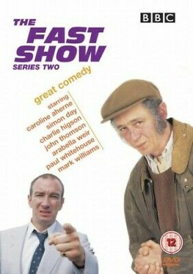 The Fast Show - Series 2 [DVD] [1994] - DVD  0IVG The Cheap Fast Free Post
