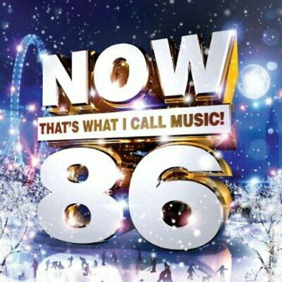 Various Artists - Now That's What I Call Music! 86 - Various Artists CD TGVG The