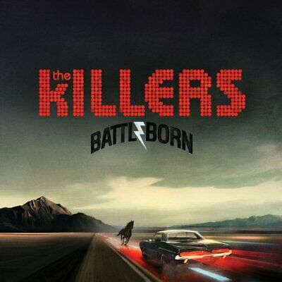 The Killers - Battle Born - The Killers CD K8VG The Cheap Fast Free Post The