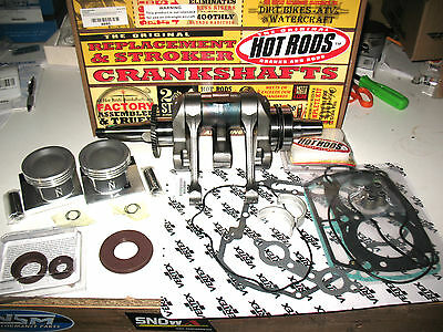 Polaris Rzr Ranger 800 Efi Engine Rebuild Kit Crankshaft Pistons Gaskets Seals