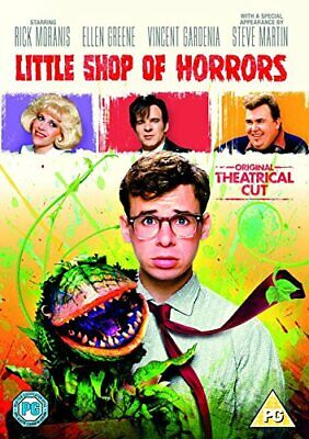 Little Shop of Horrors [DVD] [1986] - DVD  D8VG The Cheap Fast Free Post