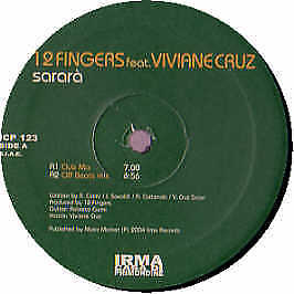 12 Fingers Ft Viviane Cruz - Sarara - Irma - 2004 #137705