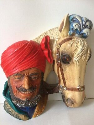 Bosson's Indian Horseman By Legend Products - Rare