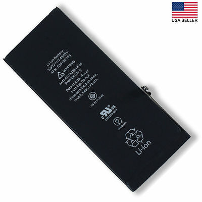 """10 x 1960mAh Li-ion Battery Replacement With Flex Cable For Apple iPhone 7 4.7"""""""