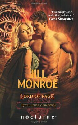 Lord of Rage (Mills & Boon Nocturne) by Monroe, Jill Book The Cheap Fast Free