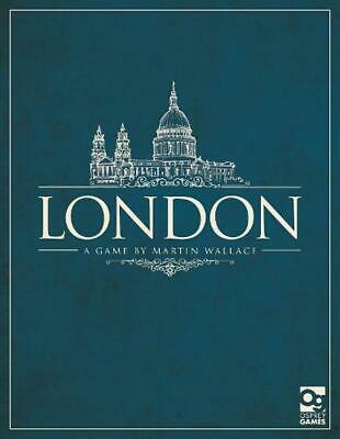 London: Second Edition by Martin Wallace Book & Merchandise Book Free Shipping!
