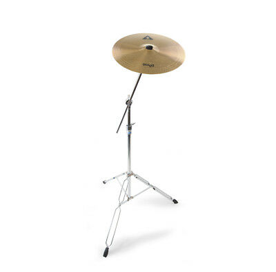 """Stagg 16"""" AX Crash Cymbal & Mapex Tornado Boom Stand GREAT DEAL!"""