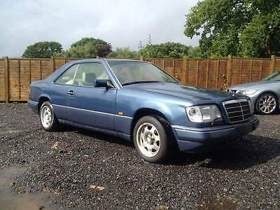 Mercedes 320 Ce Coupe W124       *classic Car Restoration Project*       Reduced