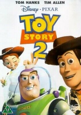 Toy Story 2 [DVD] [2000] - DVD  JCVG The Cheap Fast Free Post
