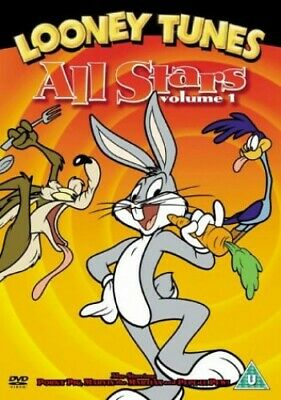 Looney Tunes All Stars Volume 1 [DVD] - DVD  PKVG The Cheap Fast Free Post