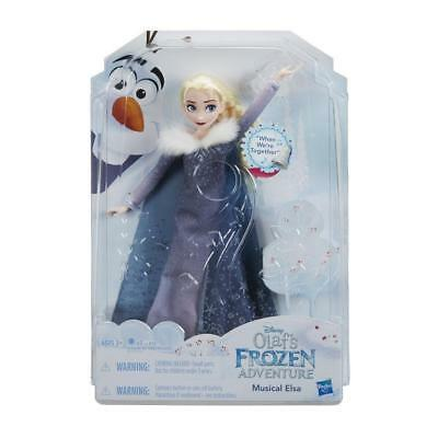 Disney Olaf's Frozen Adventure Musical Elsa