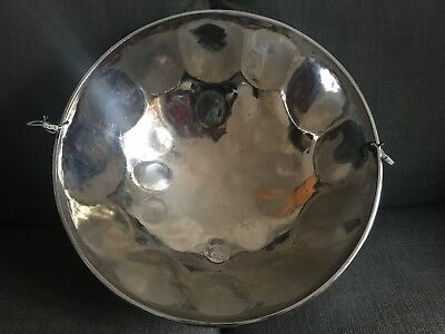 "2009 Herman ""Guppy"" Brown Lead D Steel Drum Pan"