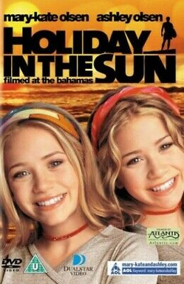 Holiday In The Sun [DVD] - DVD  GVVG The Cheap Fast Free Post
