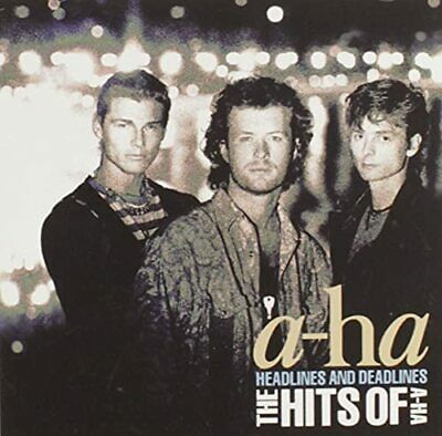 a-ha - Headlines And Deadlines: The Hits Of A-Ha - a-ha CD A5VG The Cheap Fast
