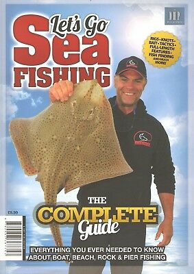 Wright Book Lets Go Sea Fishing Everything You Need To Know Boat Beach Rock Pier