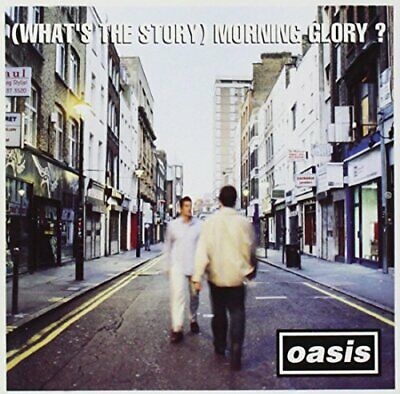 Oasis - (What's The Story) Morning Glory? - Oasis CD BSVG The Cheap Fast Free