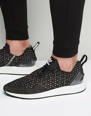 NEW MENS ADIDAS Zx Flux Adv Asym Pk Sneakers S76368 Shoes Running Size 11