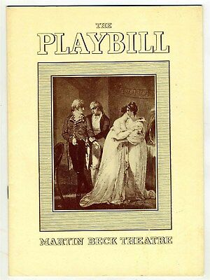 Playbill The Watch on the Rhine 1941 New Play by Lillian Hellman