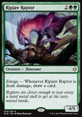 *Magic MtG: Ripjaw Raptor (Rare) - IXALAN *TOP*