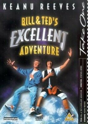 Bill And Ted's Excellent Adventure [DVD] [1990] - DVD  AVVG The Cheap Fast Free