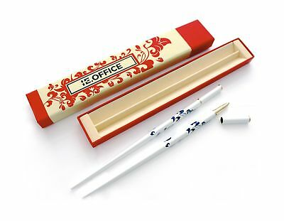 IE.OFFICE Chopstick Pens Set