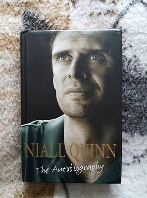Niall Quinn: The Autobiography by Niall Quinn - Signed Copy