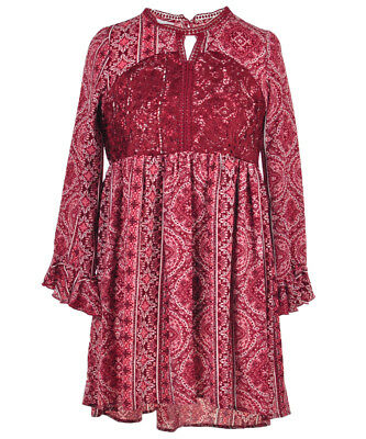 Bonnie Jean Big Girls' Plus Size Dress (Sizes 12.5 - 20.5)