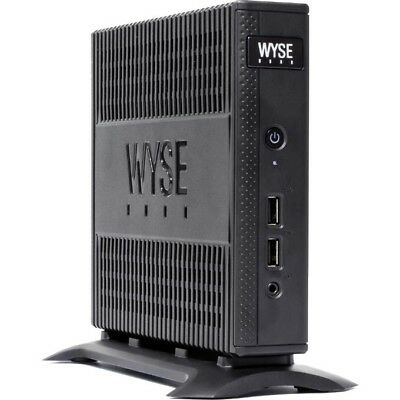 D90D7 Dell Wyse Thin Client + Psu + Stand ( 16Gbf / 4Gbr / Windows 7 Embeded