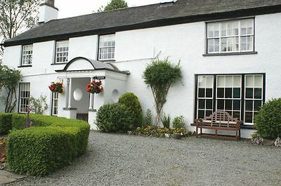 Holiday Cottage Lake District Sleeps 10 Winter Mid Week Offer