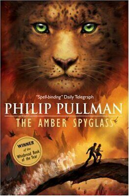 The Amber Spyglass (His Dark Materials): 3/3 by Pullman, Philip Paperback Book