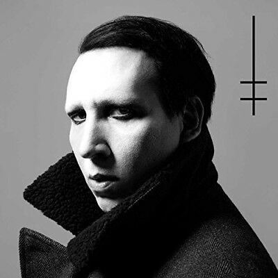 Marilyn Manson - Heaven Upside Down [New CD] Explicit